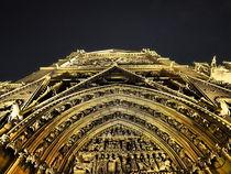 Portal Notre Dame by smk