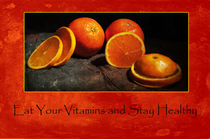 Eat Your Vitamins by Randi Grace Nilsberg