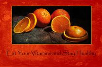 Eat Your Vitamins von Randi Grace Nilsberg