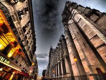 Rue du Cloître Notre Dame by smk