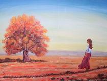 Das Lied vom  Herbstwind ...... by Rena Rady