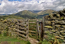 Kissing Gate by Roger Green