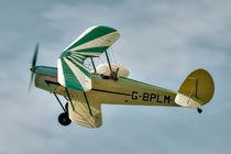 Stampe SV-4C Biplane von Steve H Clark Photography