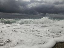 Meeresschaum von Manfred Kepp