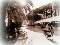 Strandpromenade von Manfred Kepp