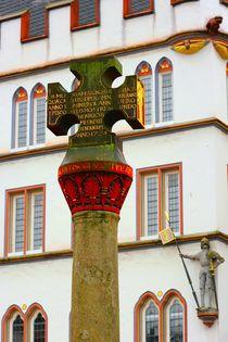Marktkreuz in Trier von gscheffbuch