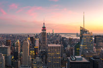 New York City 17 by Tom Uhlenberg