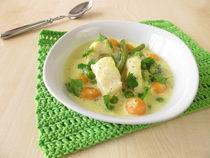 Fischsuppe mit Gemüse von Heike Rau