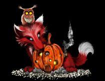 Halloween-friends