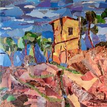 FREE COMPOSITION ACCORDING TO CEZANNE by Robert Andler-Lipski