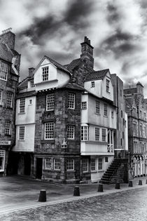 John Knox House by David Pringle