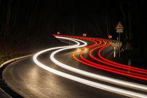 Lichtspuren von Frank Landsberg