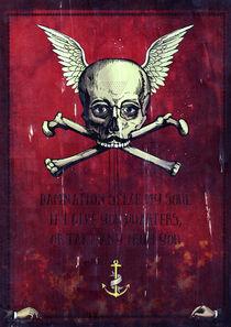 The Supernatural Pirate von Sybille Sterk