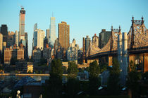 new york city ... morning light von meleah