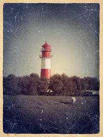 Leuchtturm Falshöft by Roland H. Palm