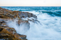 wild sea by Simon Andreas Peter