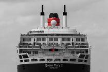 Queen Mary 2 Colorkey von Jan Adenbeck