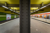underground station von Simon Andreas Peter