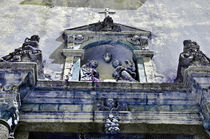 Barockengel - Kirche - Sizilien by captainsilva