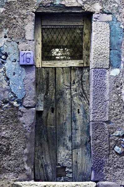 Mittelalterliche-tuer-sizilien
