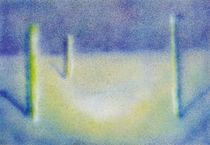 Bei den drei Pfählen | Three posted Fates | Tres postes von artistdesign