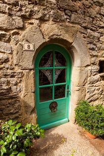 Grüne Tür by jarek