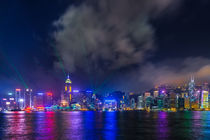 Hong Kong 21 by Tom Uhlenberg