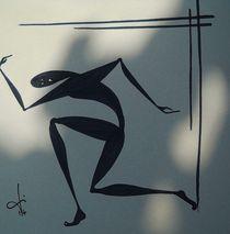Tänzer by Theodor Fischer