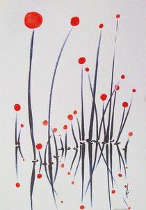 Wasserblumen von Theodor Fischer