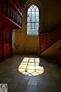 Kirchenfenster von Martin Sellin