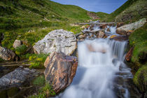 Wasserfall von photoart-hartmann