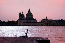 Venetian Red Romance by Valentino Visentini