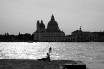 Alone in Venice von Valentino Visentini
