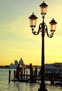 Venice at Dusk by Valentino Visentini