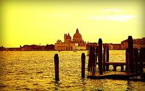 Yellow Venice by Valentino Visentini