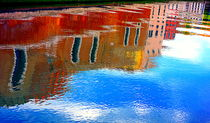 Venice Reflections by Valentino Visentini