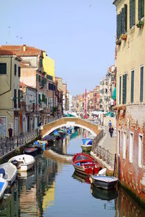 Canale by Valentino Visentini