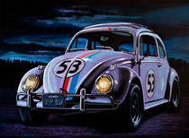 Herbie painting by Paul Meijering