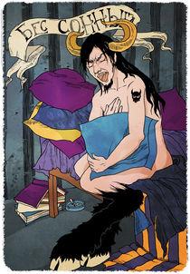 Sleepless demon von Anna Brodovska