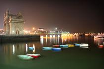 Gateway to India, Mumbai von Tasha Komery