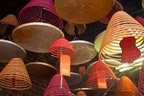 Incense, Hong Kong by Tasha Komery
