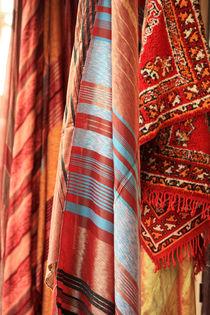 Textiles, Fez by Tasha Komery