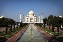 Taj Mahal, Agra von Tasha Komery