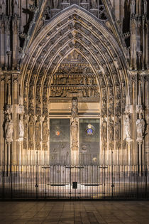 Cologne 14 by Tom Uhlenberg