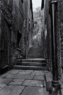 Long Stairs von David Pringle