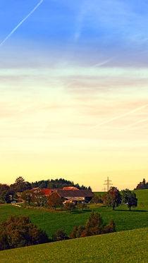 Idyllisches Herbstpanorama | Landschaftsfotografie von Patrick Jobst