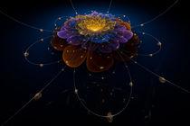Flower II von Viktor Peschel