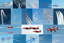 Red Arrows 2014 - (50 Display Seasons) by Steve H Clark Photography