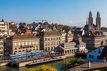 Zürich 06 von Tom Uhlenberg
