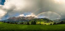 double rainbow von westlightart
